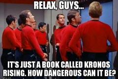 red shirt meme
