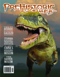 Prehistoric Times Cover